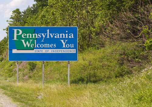 Truckers sue Pennsylvania for $6 billion in 'unconstitutional' tolls