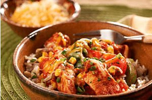 Easy, On The Road Recipes