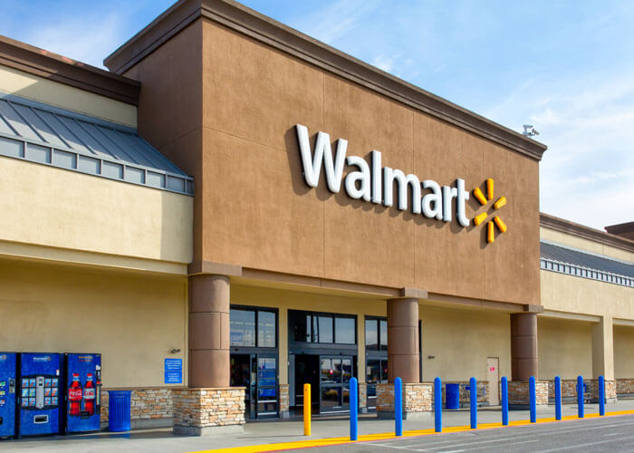 A city in Springfield, Illinois, has been issuing a Walmart store thousands of dollars worth of fines for allowing semi trucks to park overnight in its lot.