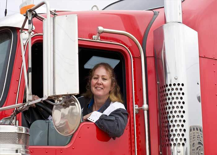 Ten Reasons to Be Thankful for a Truck Driver