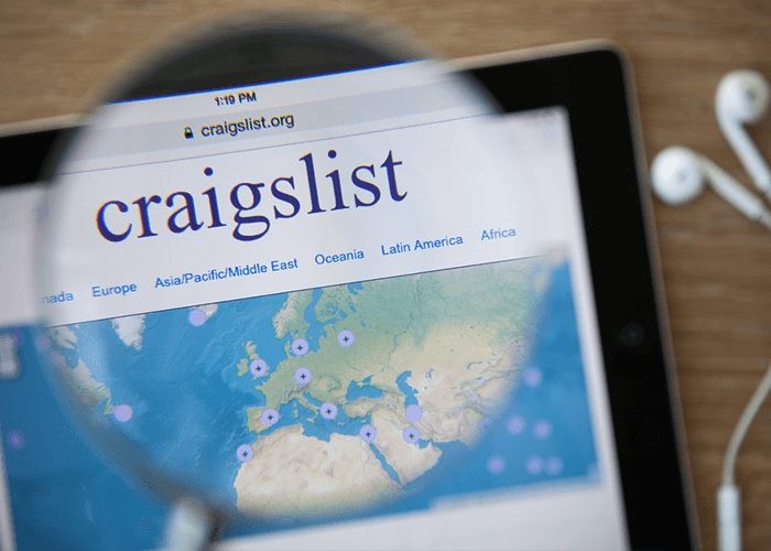 how to tell if something is a scam on craigslist