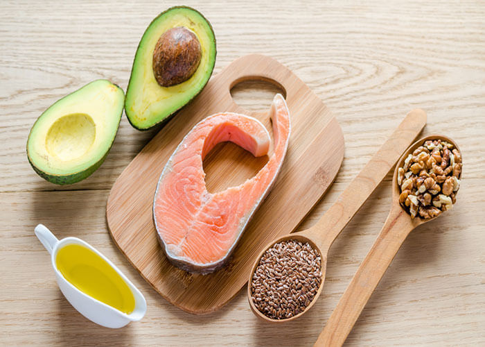 Healthy Fats Help Fight Diabetes