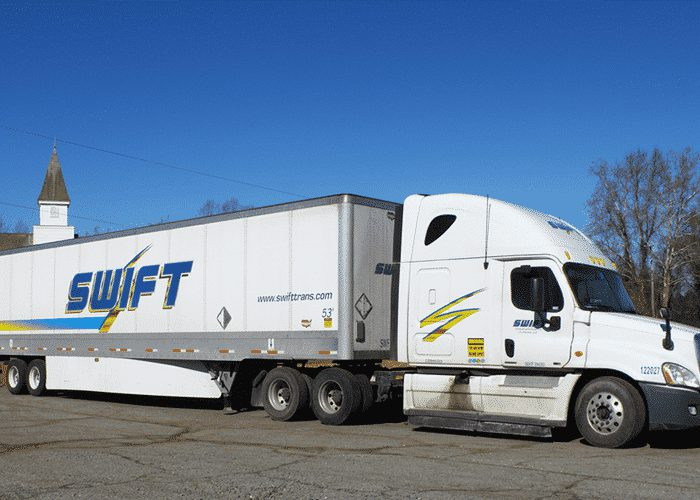 Former IT Worker Charged With Defrauding Swift Transportation Out Of $1.6 Million