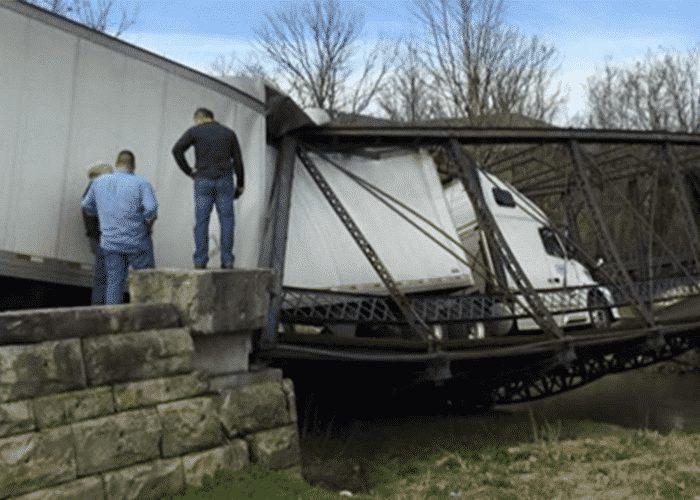 Bridge Collapse Truck Driver Apologizes