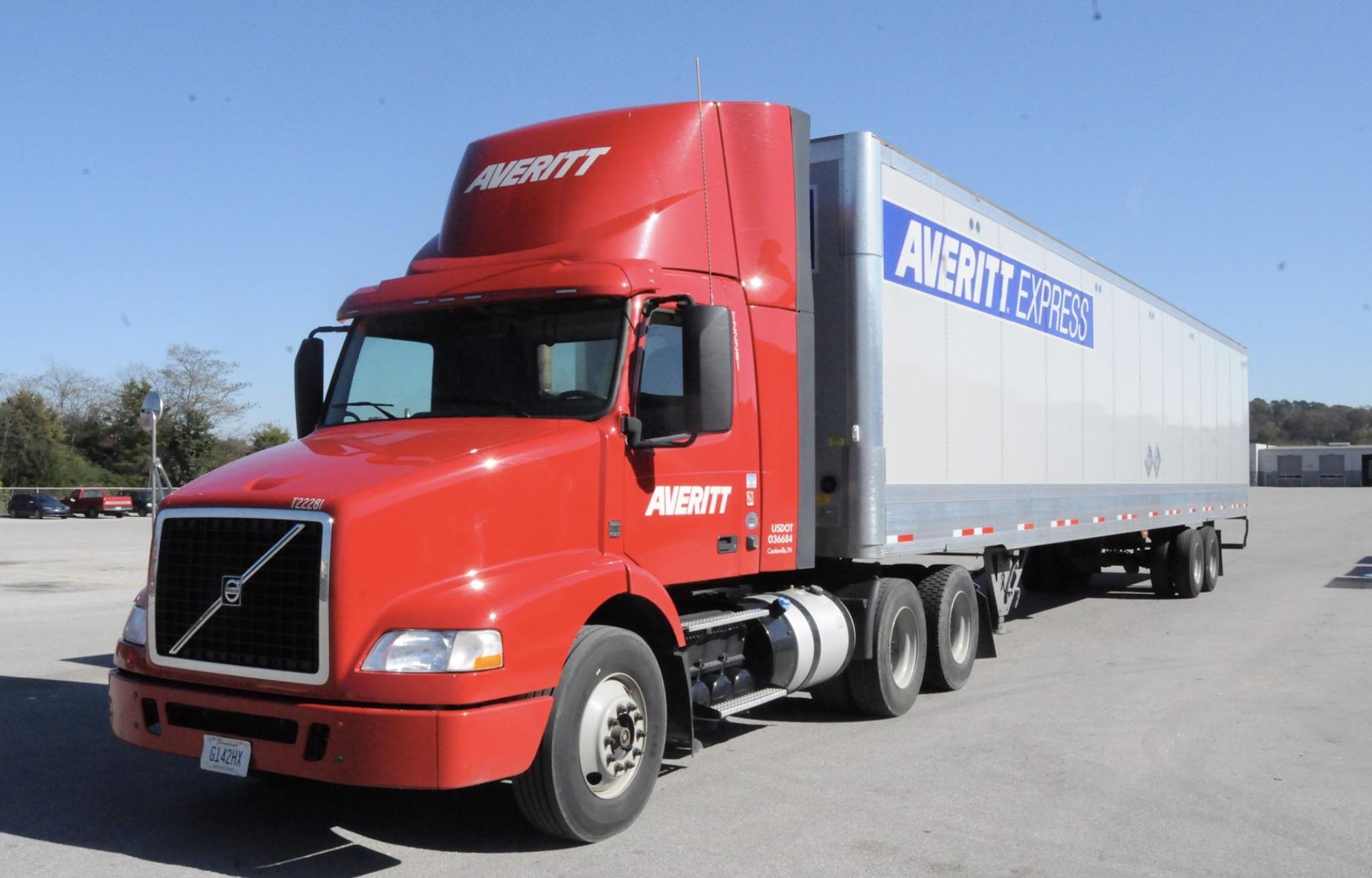 Averitt Express Trucking Jobs