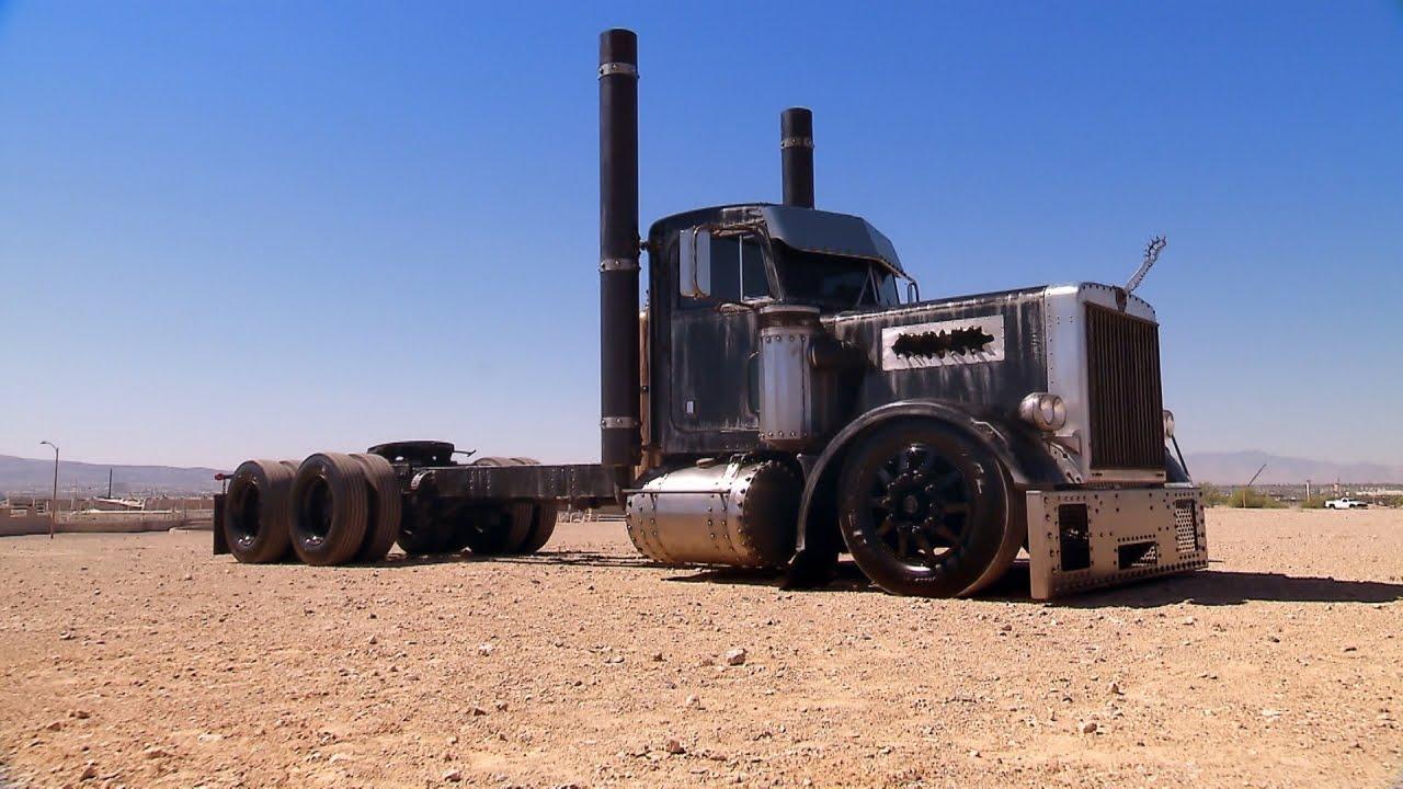 Pipeline Welding Trucks >> VIDEO: 'Vegas Rat Rods' Transforms A '79 Pete Into A Beast | CDLLife