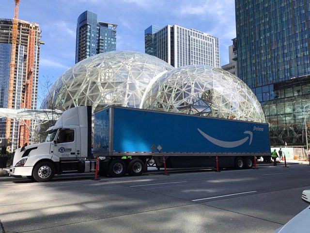 amazon truck driver careers