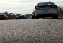 You'll see troopers every 20 miles of a 2,555 mile-long interstate on Thanksgiving weekend