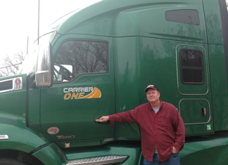 Carrier One Driver Success Story