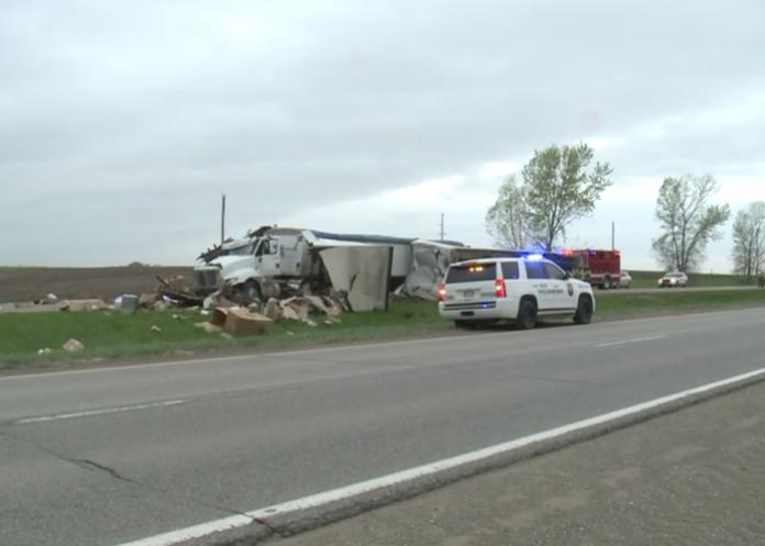 Iowa Crash
