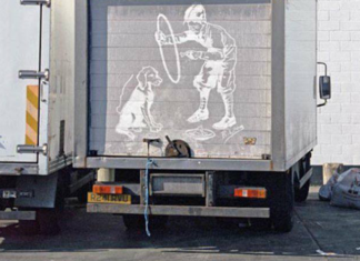 Dirty Truck Art