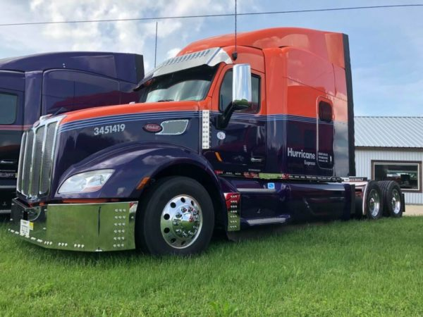 Company Rewards Veteran Drivers With Custom Trucks And A Place To